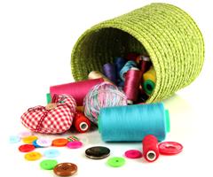 Threads & Buttons