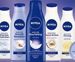 NIVEA-Body-care-products